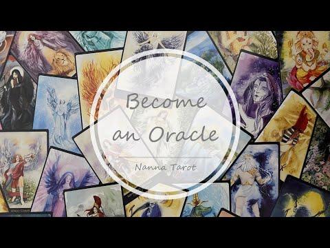 開箱  蛻變神諭卡 • Become an Oracle // Nanna Tarot
