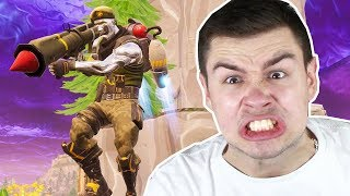 NOOB spielt HOCH EXPLOSIV in Fortnite ..