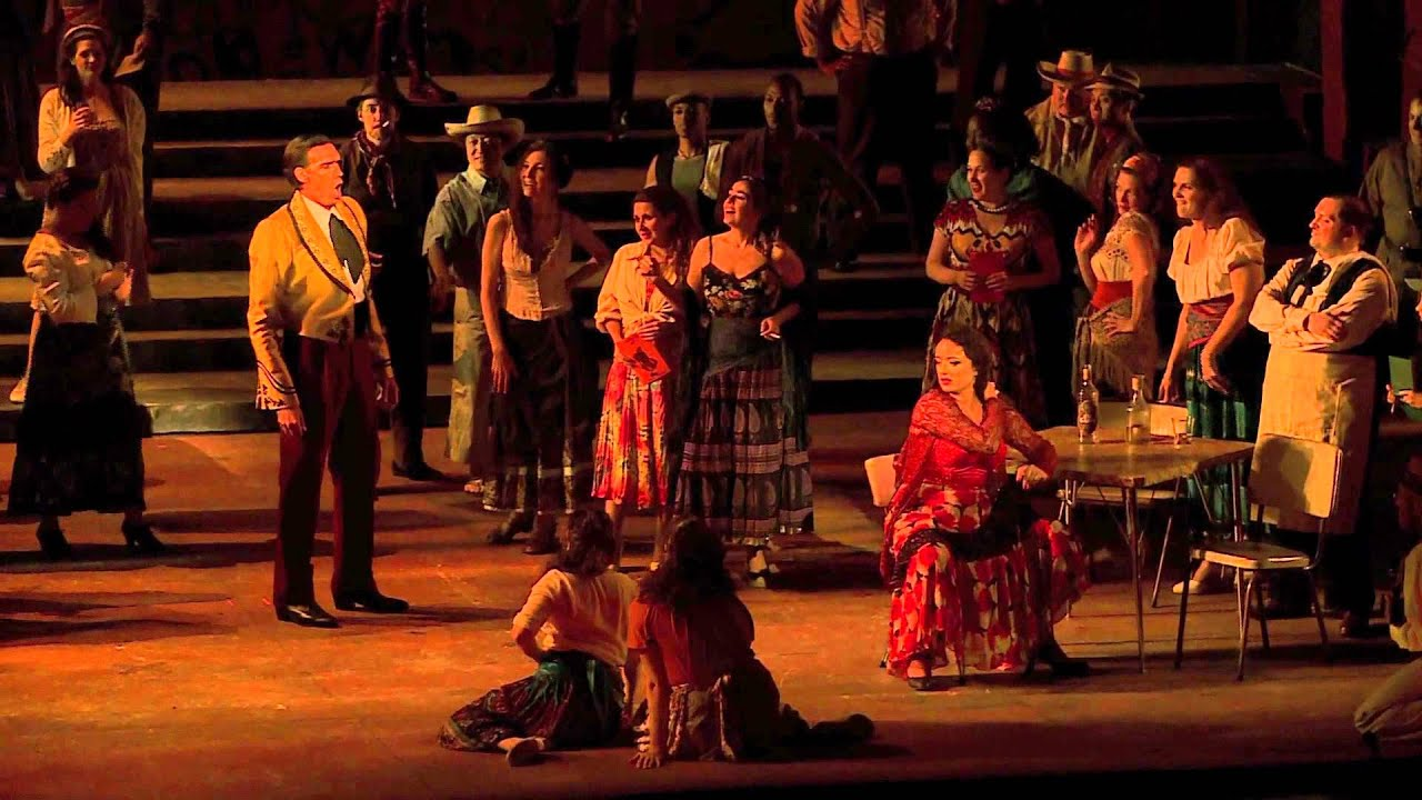 """a comparison of carmen and micaela in the opera Reception and american performance traditions of georges bizet's carmen were  also influenced  michaela: the """"real"""" woman of the opera   table 23 –  comparison of ticket prices charged by the damrosch opera company and  typical."""