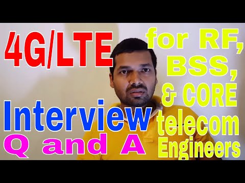 4g/LTE best interview questions and answers-part-1 by niladri nihar nanda
