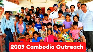 BGC CHIROPRACTOR LEADS VOLUNTEERS TO PROVIDE CHARITABLE CHIROPRACTIC ADJUSTMENTS IN CAMBODIA 2009