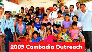 BGC CHIROPRACTOR LEADS VOLUNTEERS TO PROVIDE CHARITABLE CHIROPRACTIC ADJUSTMENTS IN CAMBODIA 2009
