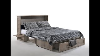 Murphy Cabinet Bed- Wilding Wallbeds