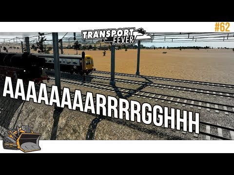The Colonel Has A Mental Bluescreen | Transport Fever Metropolis #62