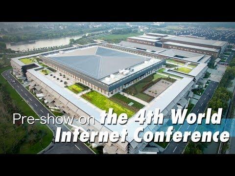 Live: Pre-show on the 4th World Internet Conference 世界互联网大会筹备工作