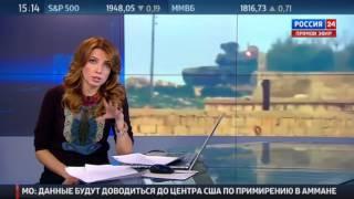 Российский танк Т-90 с легкостью выдержал попадание американской ПТУР