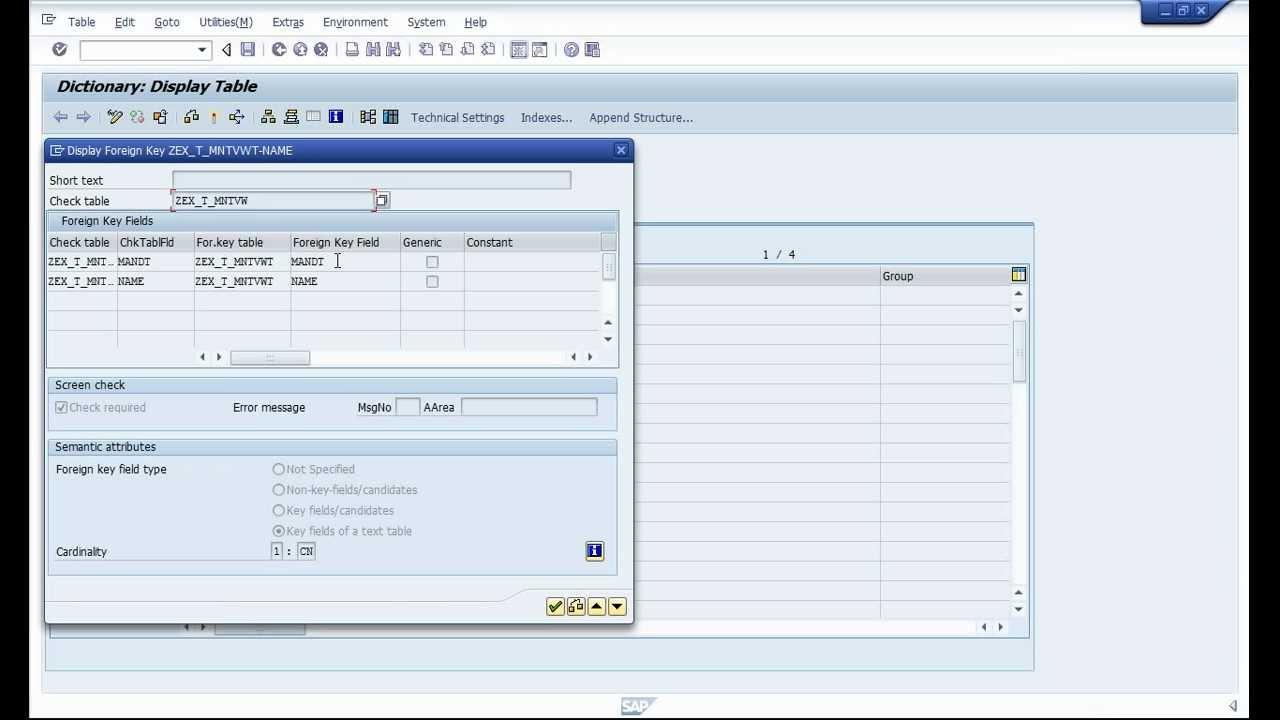 SAP ABAP OBJECTS Tutorials