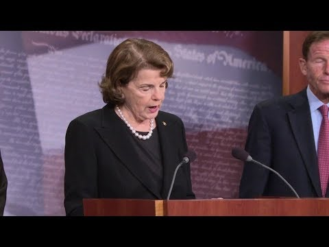 Sen. Dianne Feinstein Releases Transcript Of Fusion GPS Interview | Los Angeles Times