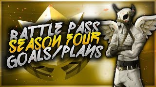 MY BATTLE PASS SEASON 4 ZIELE / PLANS (Fortnite)