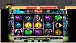 87 Freespins-Mega Freispiel Funktion im Dracula Online Slot