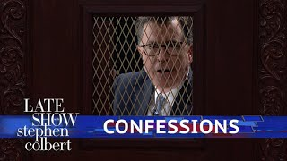 Stephen Colbert's Midnight Confessions, Vol. XXXV