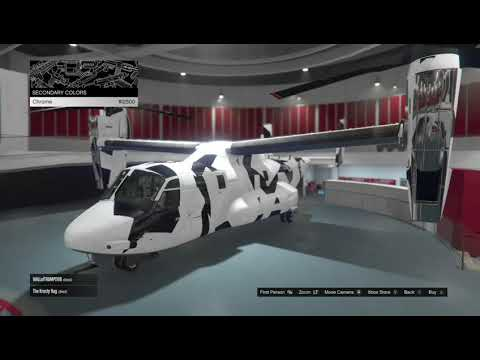 AVENGER CUSTOMIZATION / REVIEW - GTA ONLINE - THE DOOMSDAY HEIST (NEW DLC)