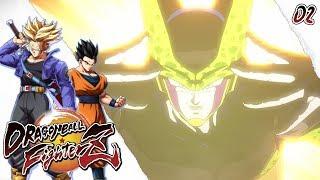 CELL HA REGRESADO DE ENTRE LOS MUERTOS! Dragon Ball Fighter Z MODO HISTORIA Parte 2