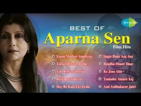 Best of Aparna Sen Film Hits | Tomari Chalar Pathe | HD Songs Jukebox