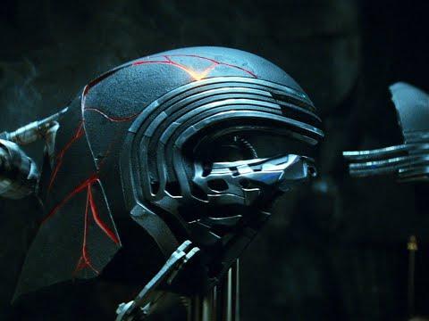 Кайло Рен восстанавливает шлем | Звёздные войны 9: Скайуокер. Восход (2019)