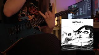 Satyricon - Ghost of Rome (guitar cover)