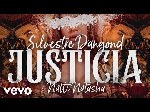 Silvestre Dangond, Natti Natasha - Justicia (Official Lyric Video)