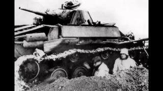 URSS WW2 T-70 Tank Imagen HD - URSS WW2 T-70 tanque de Imagen HD