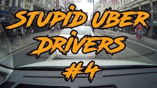 DrivenMad - Stupid Uber Drivers #4 - London Dashcam