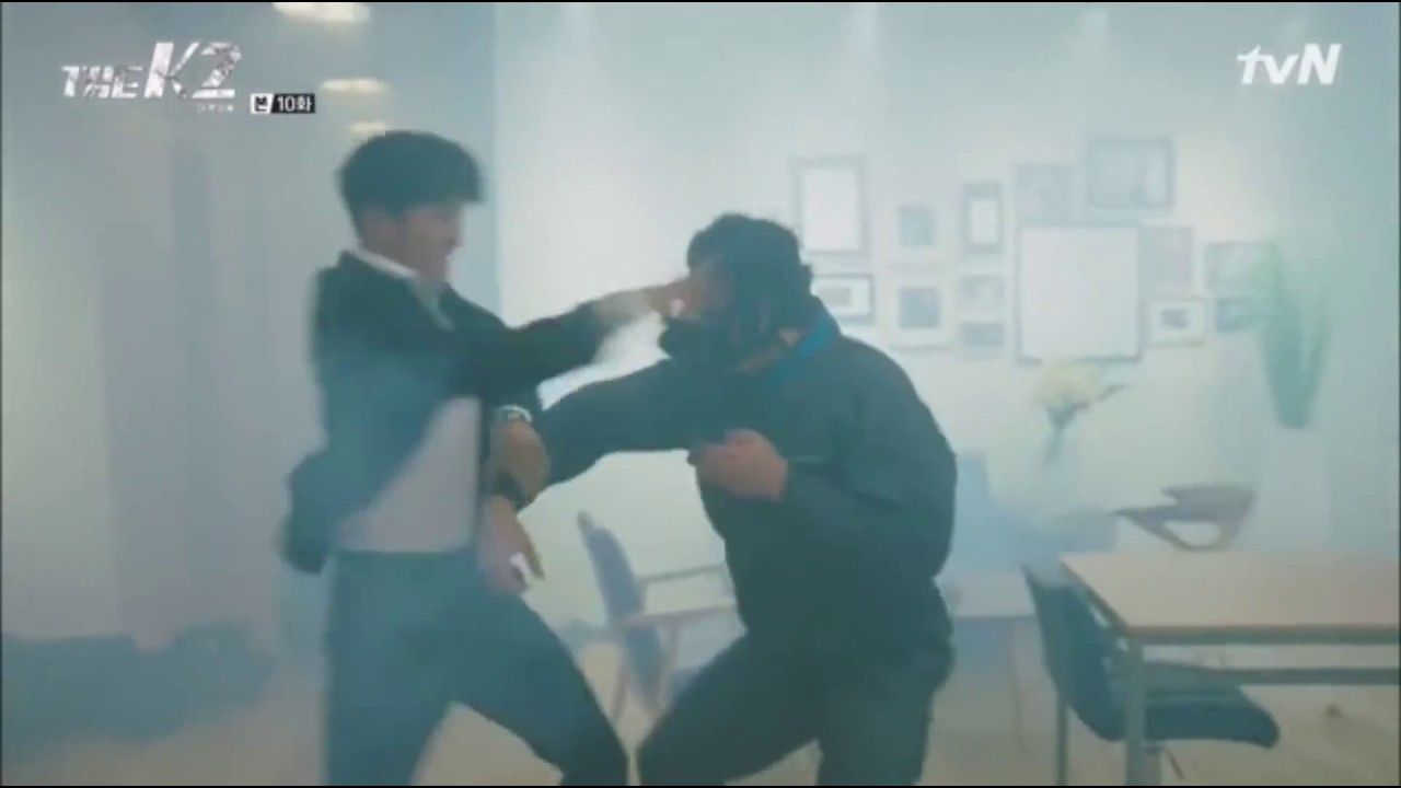 The K2 fighting scenes compilation part 2