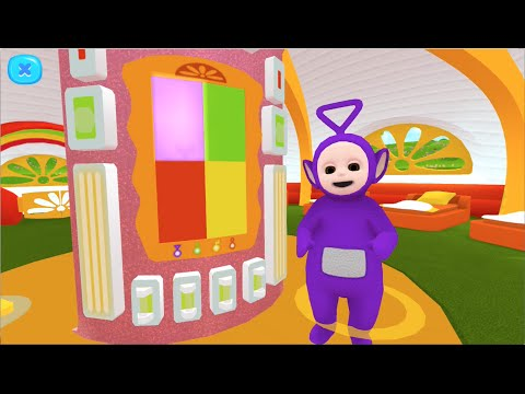 📱 📱 NEW TELETUBBIES APP. 2016 GAMEPLAY TINKY WINKY 📱📱