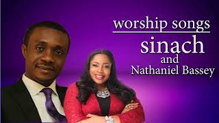 NON STOP MORNING DEVOTION WORSHIP SONGS -Sinach and Nathaniel bassey