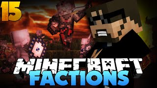 Minecraft Factions 15 - AXE MCMMO OP