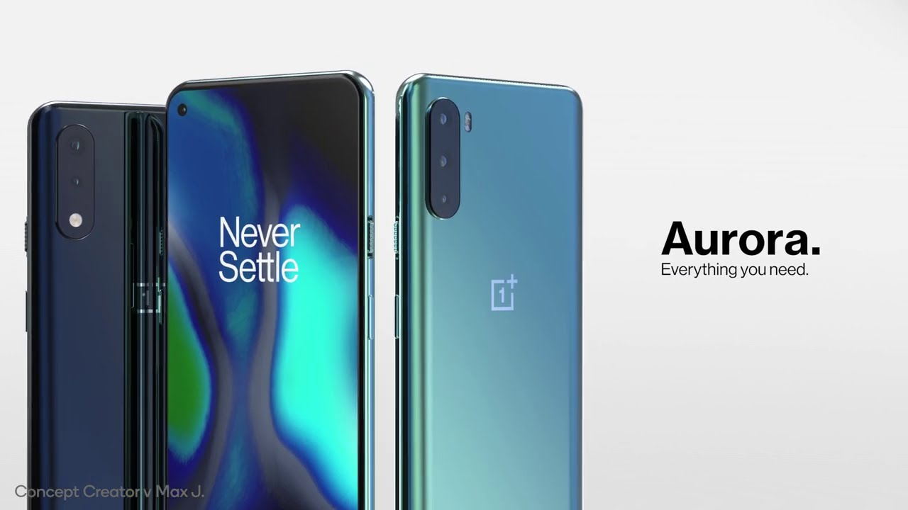 OnePlus Aurora Introduction