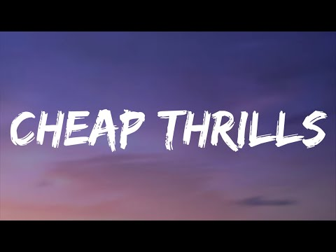 Sia - Cheap Thrills Ft Sean Paul Come On Come On Turn The Radio On