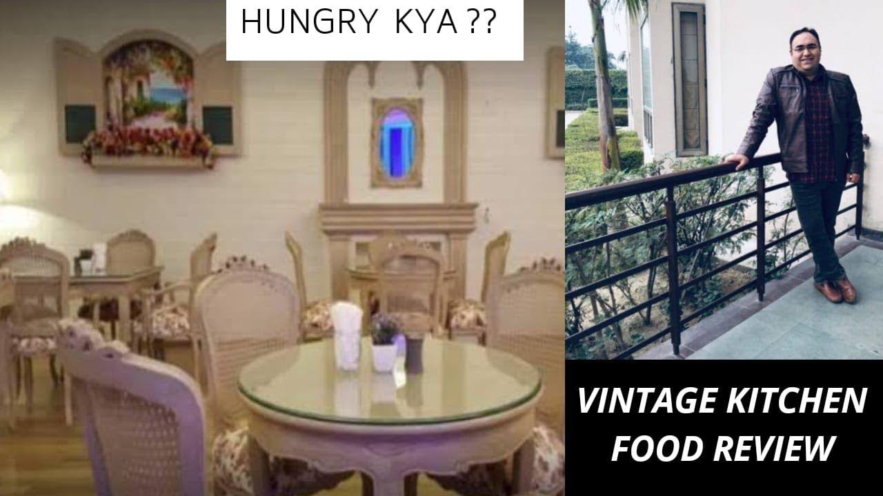 Hari S Vintage Review Restaurant Quick Review Vintage Kitchen