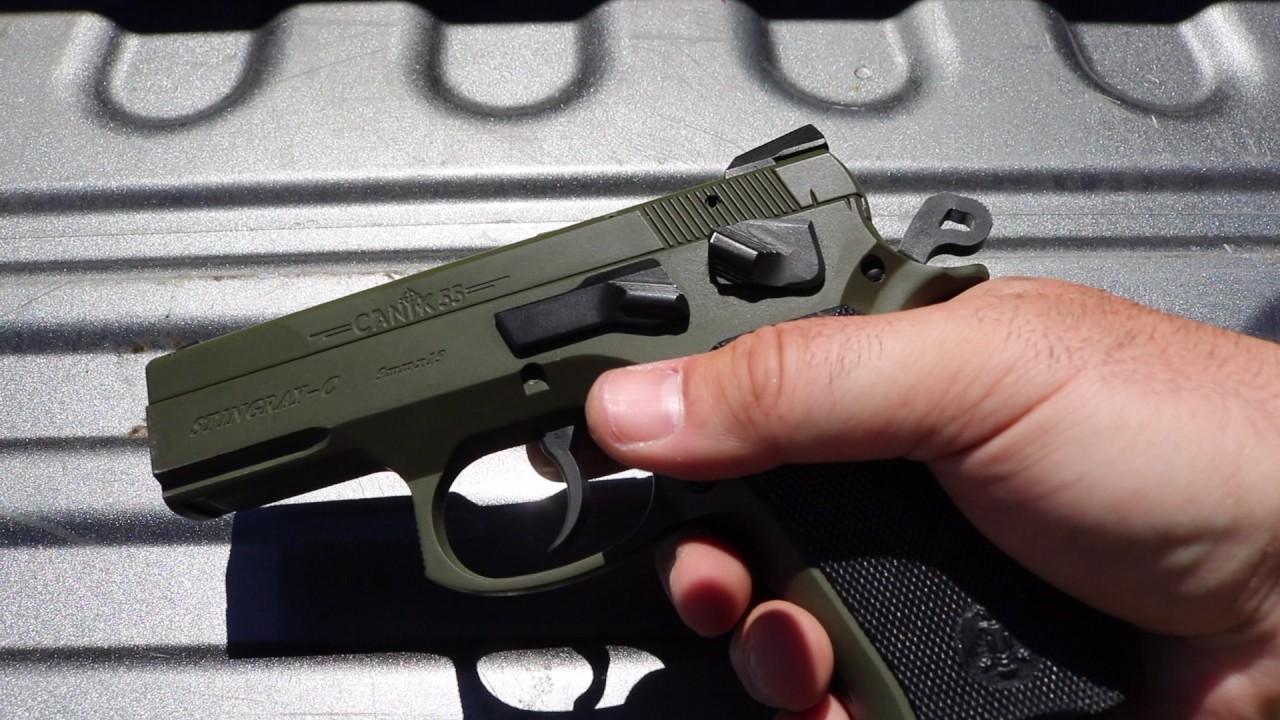 Canik 55 Stingray-C – Hooks&Ammo