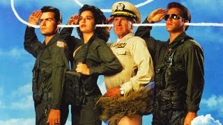 Hot Shots 1991 Movie - Charlie Sheen & Cary Elwes & Valeria Golino Action Comedy Films