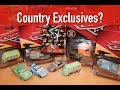 Mattel Disney Cars 3  - Country Exclusives? Radiator Springs Classic & Deluxe (Distribution Chat)