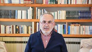 Μήνυμα Γιώργου Φραγγίδη για κορονοϊό - Eidisis.gr webTV