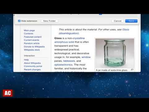 Opera: Save a Webpage as a Single File on Windows   Mac   Linux