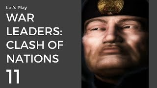 Let's Play War Leaders: Clash of Nations #11   Italy