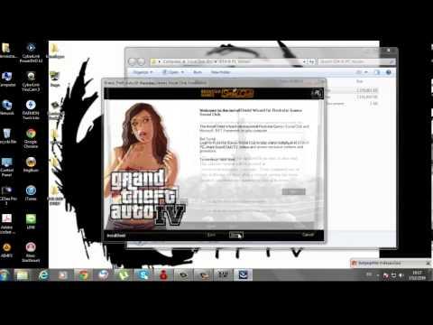 วีธีโหลดเกมส์ GTA IV 100เปอร์เซ็นต์
