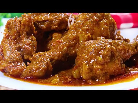 সবচেয়ে বেশি স্বাদে মুরগি রান্না করতে চাইলে আজই দেখুন এই রেসিপি-হায়দ্রাবাদি চিকেনChicken/Murgi Recipe