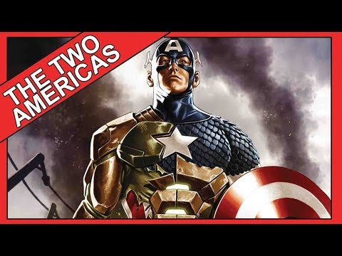 The Two Americas | Secret Empire Omega #1