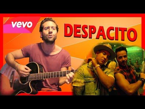 "Tutorial Chitarra ➔ ""Despacito"" - Luis Fonsi [Accordi Facili ITA]"