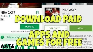 How to download any paid Apps/Games for free on any Android Phone ! No Root (Bangla)