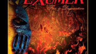 Watch Exumer Crushing Point video