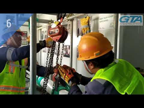 SAFETY MOMENT   KEEP YOUR HAND SAFE   GUNA TEGUH ABADI - GTA construction