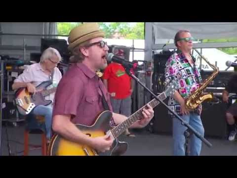 New Orleans Suspects at Jazz Fest 2016 - Cocaine Jane