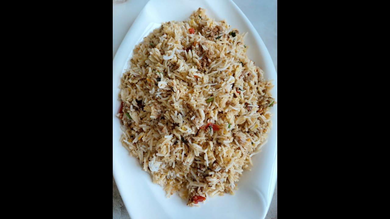 Keeme Ki Biryani Recipe - Easy & Simple By Sono's Kitchen
