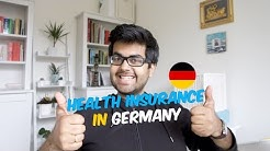 Applying for Health Insurance in Germany