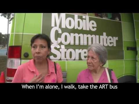 Car-Free Diet de Arlington en la Feria del Condado - 2013