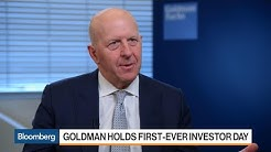 Goldman Isn't Looking to Buy a Big Bank, CEO Solomon Says