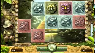 Игровой автомат Gonzos Quest (Гонзо Квест)(, 2015-02-10T14:14:06.000Z)