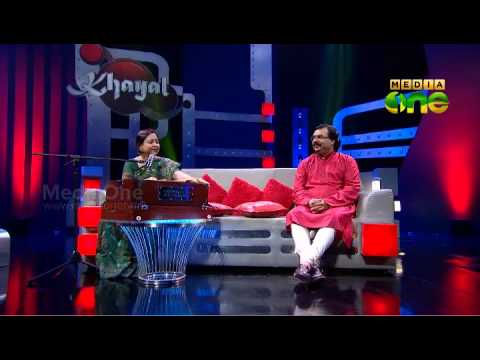 Abhradita Banerjee Singing' Woh Jo Hum M Ein Tum Mein Qarar Tha' Khayal Epi-139 (1)